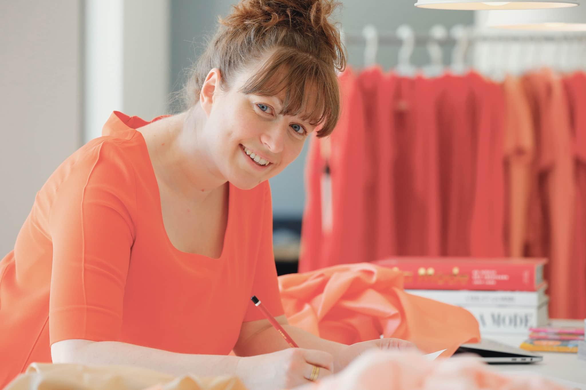 Pauline Burton styliste et ambassadrice s'habiller vrai
