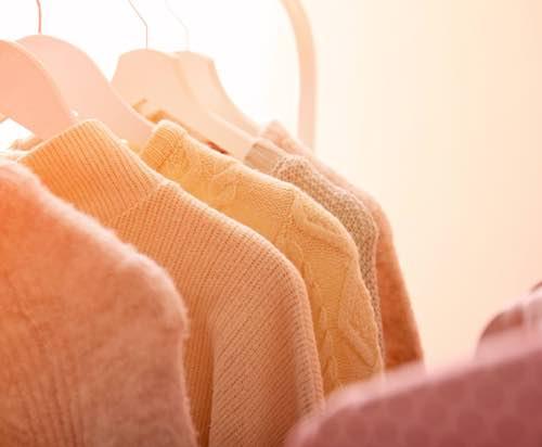 développement personnel et vêtements